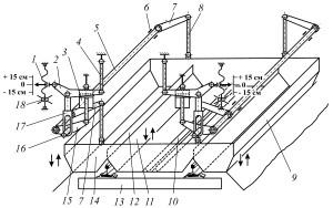 Механизм вертикального перемещения дозатора