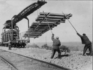История развития путевых машин