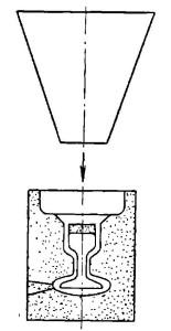 Способ промежуточного литья