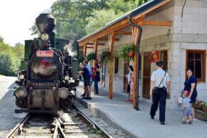 День железной дороги впервые с Власта