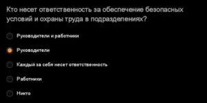 Система управления охраной труда в ОАО РЖД