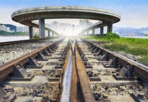 Железная дорога это