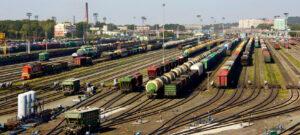 Развитие железнодорожного транспорта в России
