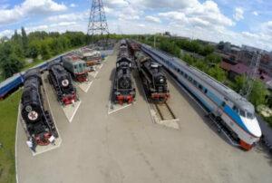 Развитие железнодорожного транспорта